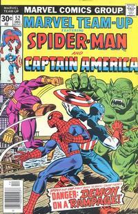 Cover Thumbnail for Marvel Team-Up (Marvel, 1972 series) #52