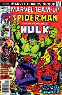 Cover Thumbnail for Marvel Team-Up (Marvel, 1972 series) #53 [Regular]