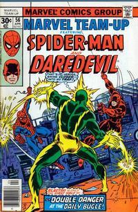 Cover Thumbnail for Marvel Team-Up (Marvel, 1972 series) #56 [Regular]