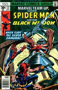 Cover Thumbnail for Marvel Team-Up (Marvel, 1972 series) #57 [Regular]
