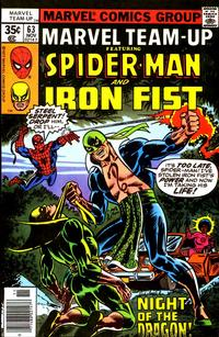 Cover Thumbnail for Marvel Team-Up (Marvel, 1972 series) #63