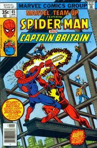 Cover Thumbnail for Marvel Team-Up (Marvel, 1972 series) #65