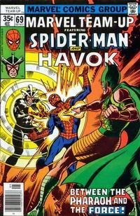 Cover Thumbnail for Marvel Team-Up (Marvel, 1972 series) #69