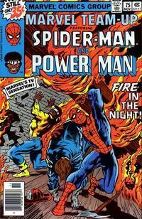 Cover Thumbnail for Marvel Team-Up (Marvel, 1972 series) #75