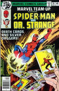 Cover Thumbnail for Marvel Team-Up (Marvel, 1972 series) #76