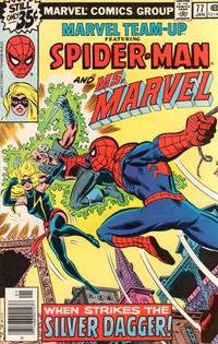 Cover Thumbnail for Marvel Team-Up (Marvel, 1972 series) #77