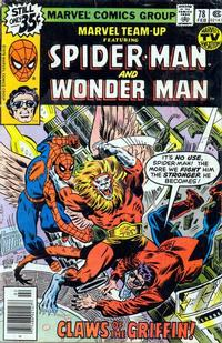 Cover Thumbnail for Marvel Team-Up (Marvel, 1972 series) #78