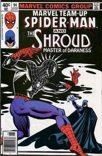 Cover Thumbnail for Marvel Team-Up (Marvel, 1972 series) #94 [Newsstand]