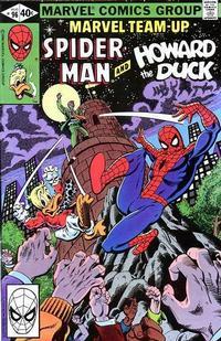 Cover Thumbnail for Marvel Team-Up (Marvel, 1972 series) #96