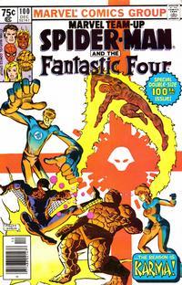 Cover Thumbnail for Marvel Team-Up (Marvel, 1972 series) #100 [Newsstand]