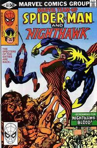 Cover Thumbnail for Marvel Team-Up (Marvel, 1972 series) #101 [Direct Edition]