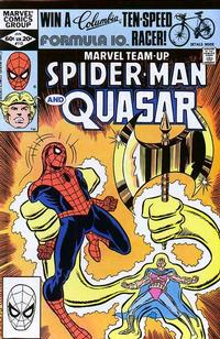 Cover Thumbnail for Marvel Team-Up (Marvel, 1972 series) #113 [Direct Edition]