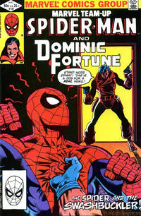 Cover Thumbnail for Marvel Team-Up (Marvel, 1972 series) #120 [Direct Edition]