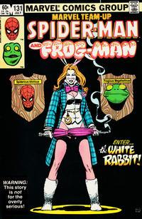 Cover Thumbnail for Marvel Team-Up (Marvel, 1972 series) #131 [Direct]