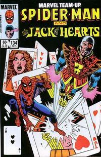Cover Thumbnail for Marvel Team-Up (Marvel, 1972 series) #134 [Direct]