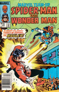 Cover Thumbnail for Marvel Team-Up (Marvel, 1972 series) #136 [Newsstand]