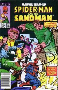 Cover Thumbnail for Marvel Team-Up (Marvel, 1972 series) #138 [Newsstand]