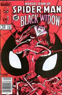 Cover Thumbnail for Marvel Team-Up (Marvel, 1972 series) #140 [Newsstand]