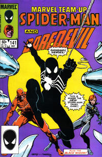 Cover Thumbnail for Marvel Team-Up (Marvel, 1972 series) #141 [Direct Edition]