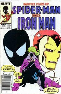 Cover Thumbnail for Marvel Team-Up (Marvel, 1972 series) #145 [Newsstand]