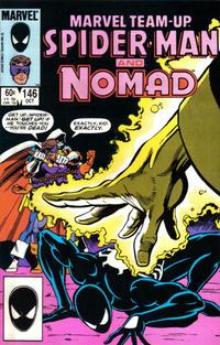 Cover Thumbnail for Marvel Team-Up (Marvel, 1972 series) #146 [Direct]