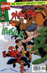 Cover Thumbnail for Marvel Team-Up (Marvel, 1997 series) #2 [Cover A]