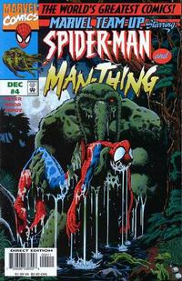 Cover Thumbnail for Marvel Team-Up (Marvel, 1997 series) #4