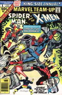 Cover Thumbnail for Marvel Team-Up Annual (Marvel, 1976 series) #1