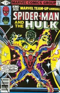 Cover Thumbnail for Marvel Team-Up Annual (Marvel, 1976 series) #2 [Direct]