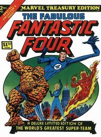 Cover Thumbnail for Marvel Treasury Edition (Marvel, 1974 series) #2