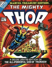 Cover Thumbnail for Marvel Treasury Edition (Marvel, 1974 series) #3 [Regular Edition]