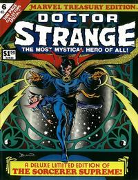 Cover Thumbnail for Marvel Treasury Edition (Marvel, 1974 series) #6 [Regular Edition]