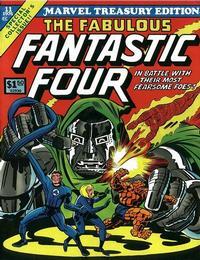 Cover Thumbnail for Marvel Treasury Edition (Marvel, 1974 series) #11 [Regular]