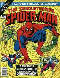 Cover Thumbnail for Marvel Treasury Edition (Marvel, 1974 series) #14 [Regular]