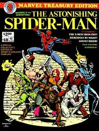 Cover Thumbnail for Marvel Treasury Edition (Marvel, 1974 series) #18