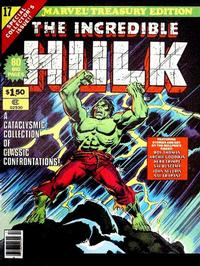 Cover Thumbnail for Marvel Treasury Edition (Marvel, 1974 series) #17 [Regular Edition]