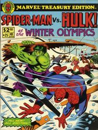 Cover Thumbnail for Marvel Treasury Edition (Marvel, 1974 series) #25