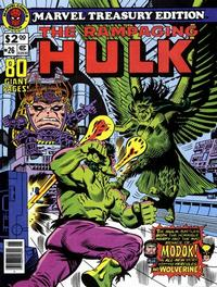 Cover Thumbnail for Marvel Treasury Edition (Marvel, 1974 series) #26