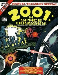 Cover Thumbnail for 2001: A Space Odyssey (Marvel, 1976 series) #1