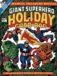 Cover Thumbnail for Marvel Treasury Special, Giant Superhero Holiday Grab-Bag (Marvel, 1974 series) #[nn]