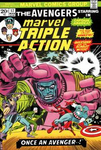 Cover Thumbnail for Marvel Triple Action (Marvel, 1972 series) #17