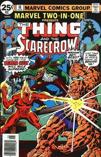 Cover Thumbnail for Marvel Two-in-One (Marvel, 1974 series) #18 [25¢]