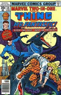 Cover Thumbnail for Marvel Two-in-One (Marvel, 1974 series) #36 [Regular]