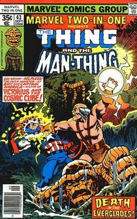 Cover Thumbnail for Marvel Two-In-One (Marvel, 1974 series) #43