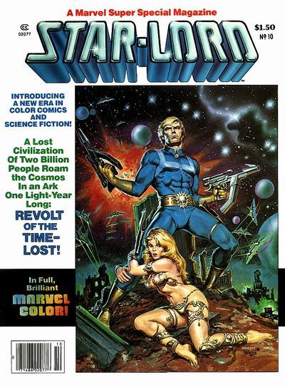 Cover for Marvel Super Special (Marvel, 1978 series) #10