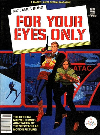 Cover for Marvel Super Special (Marvel, 1978 series) #19
