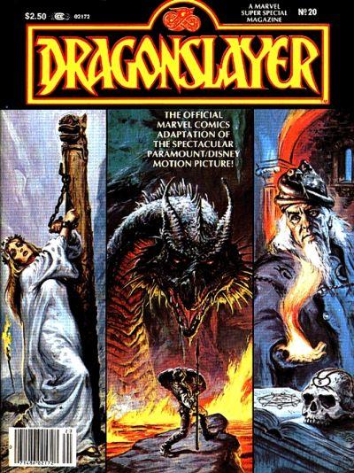 Cover for Marvel Super Special (Marvel, 1978 series) #20