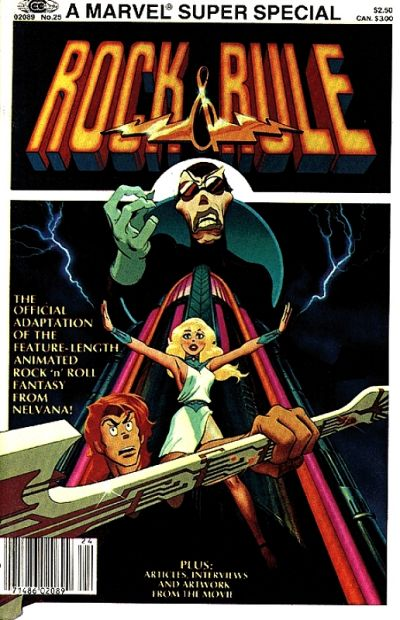 Cover for Marvel Super Special (Marvel, 1978 series) #25