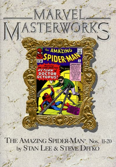 Cover for Marvel Masterworks (Marvel, 1987 series) #5
