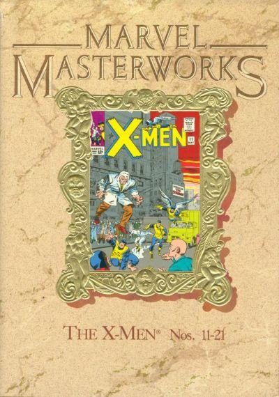 Cover for Marvel Masterworks (Marvel, 1987 series) #7